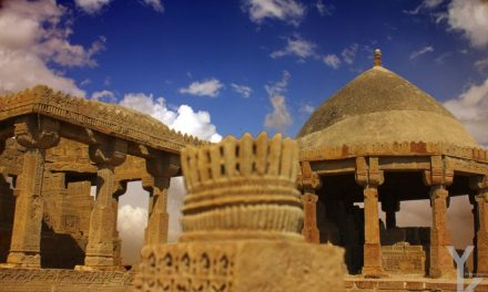 Captivated by the Charm of Chowkhandi Tombs